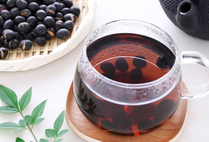 黒豆茶の効能解説「女性にやさしい最高のダイエットティー」