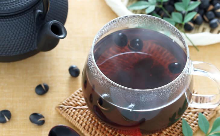 黒豆茶の簡単でおいしい淹れ方は?