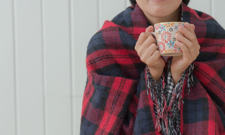 黒豆茶の効能【身体を温める】