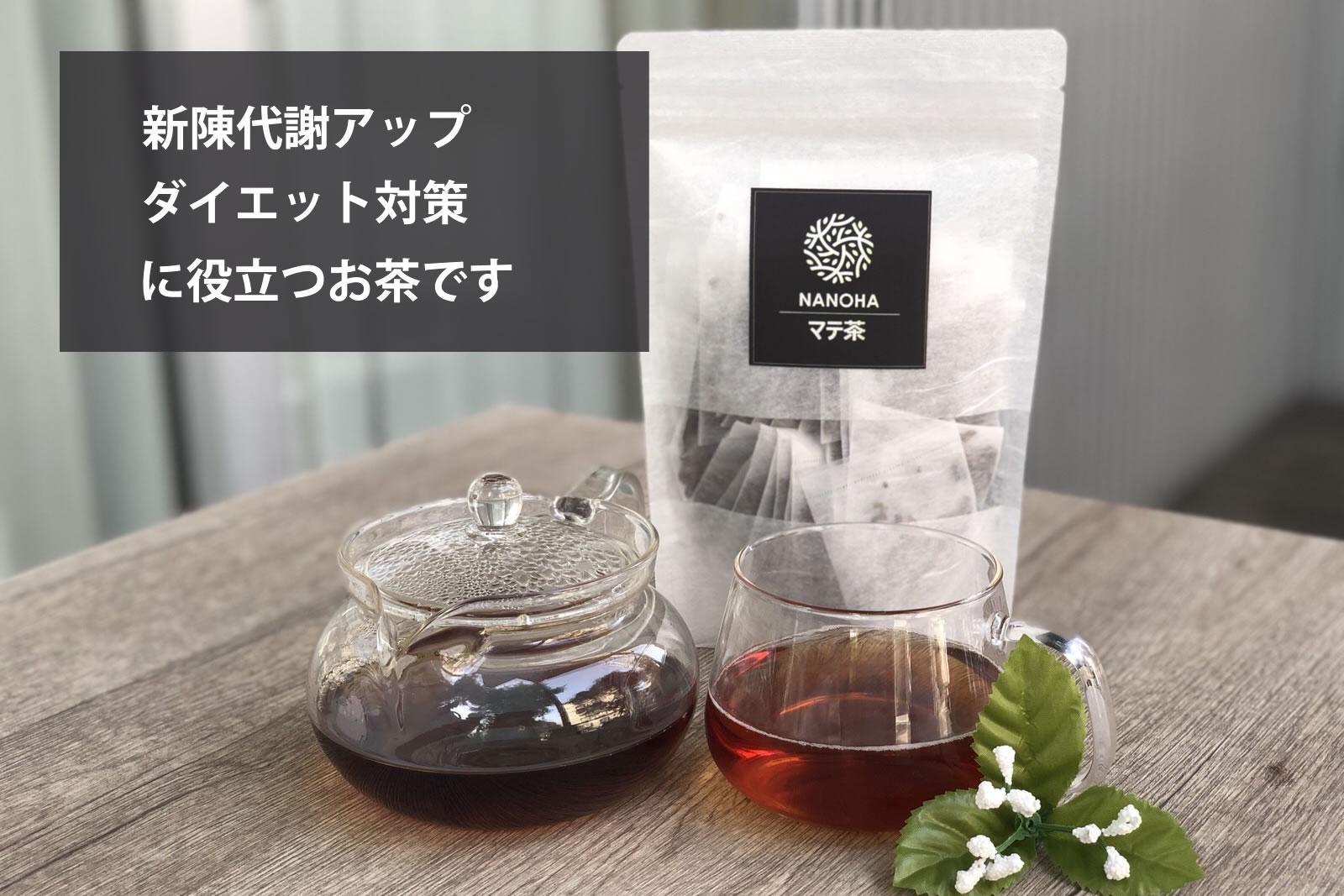 マテ茶の詳細情報