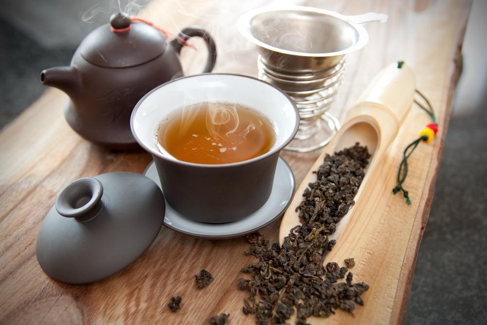 黒烏龍茶を飲むときの注意